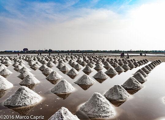 Samut Songkhram Salt Farms – Mae Klong, Thailand - Gastro
