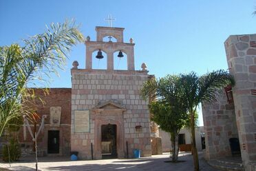 Curious Places of Worship in Mexico  - Atlas Obscura Lists