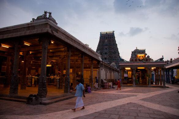 Kapaleeshwarar Temple – Chennai, India - Atlas Obscura