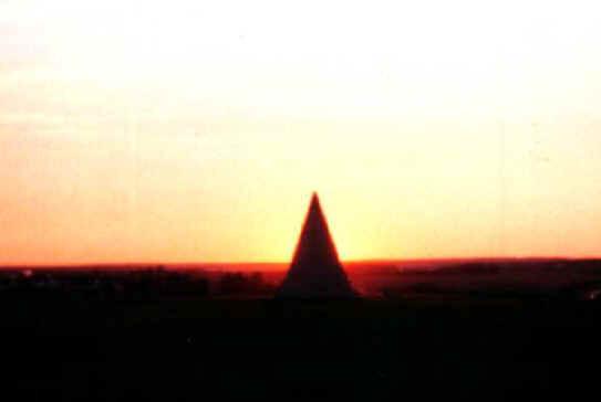 Alexander Golod's Pyramids - Atlas Obscura