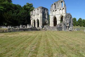 Roche Abbey Ruins