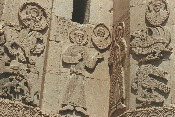 90c1c48555 Armenian Cathedral of the Holy Cross – İkizler Köyü