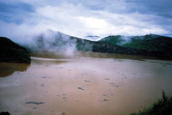 """En Camerún existen varios lagos """"explosivos"""""""
