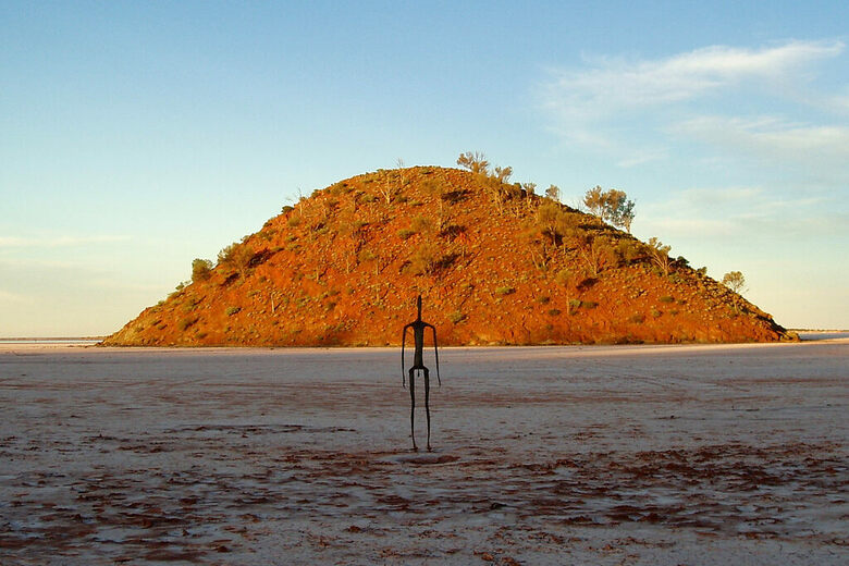 Verdenskortet hobro denmark atlas obscura one of the islands in lake ballard as a backdrop to one of the gumiabroncs Choice Image