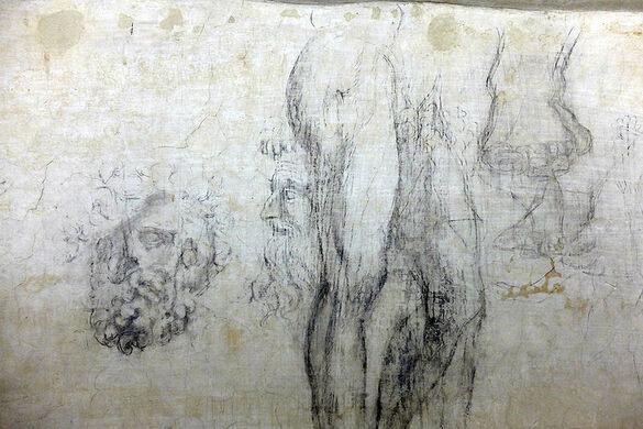 Image result for michelangelo hidden passage firenze