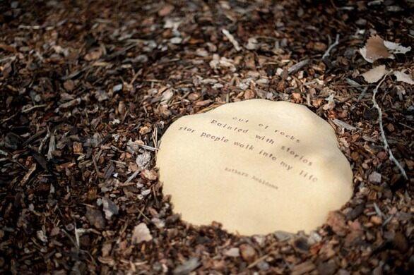 Haiku Pathway Santa Fe New Mexico Atlas Obscura