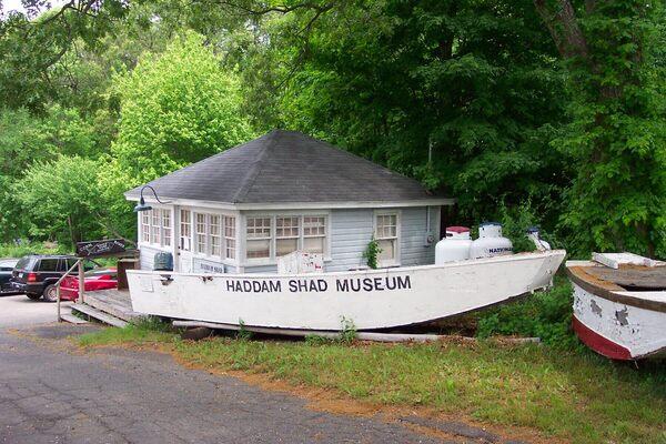 Haddam Shad Museum in Haddam, Connecticut