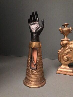 The Arm of St  Thomas Aquinas – Naples, Italy - Atlas Obscura