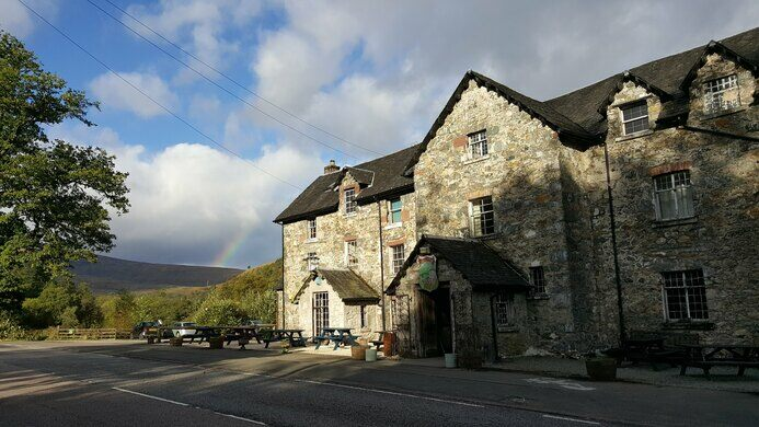 The Drovers Inn >> The Drovers Inn Argyll And Bute Scotland Gastro Obscura