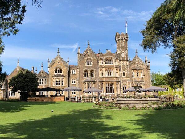 Oakley Court  in Bray, England