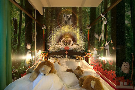 High Quality Room 214. Two Swans (Fertility Shrine) By Friendswithyou Home Design Ideas