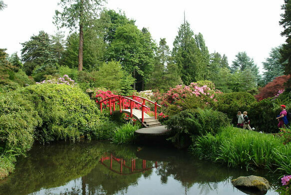 Kubota Gardens Seattle Municipal Archives On Flickr (Creative Commons)