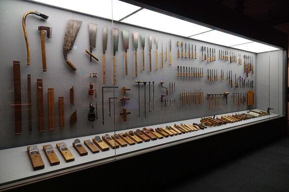 Takenaka Carpentry Tools Museum Kobe Japan Atlas Obscura