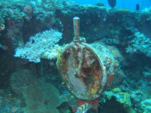 Ghost Fleet Of Truk Lagoon Micronesia Atlas Obscura