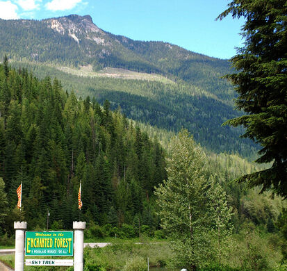 The Enchanted Forest – Malakwa, British Columbia - Atlas Obscura