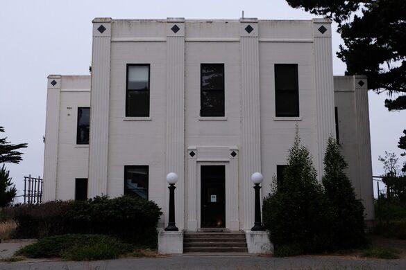 KPH Maritime Radio Receiving Station – Inverness, California