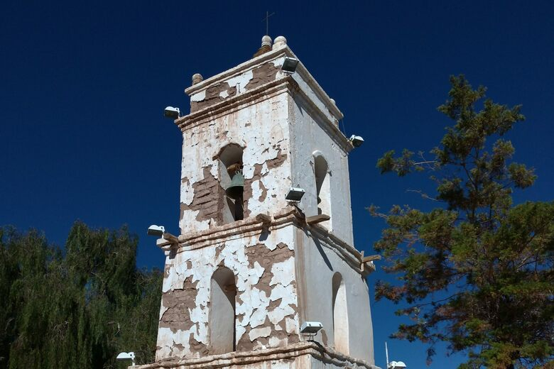 Toconao Bell Tower