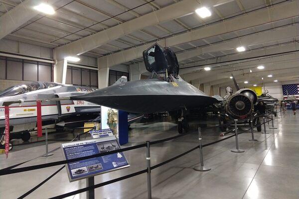 SR-71C Blackbird