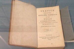 'Gulliver's Travels' (1804)