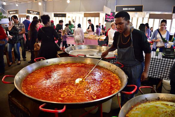 Neighbourgoods market johannesburg south africa atlas for African cuisine braamfontein