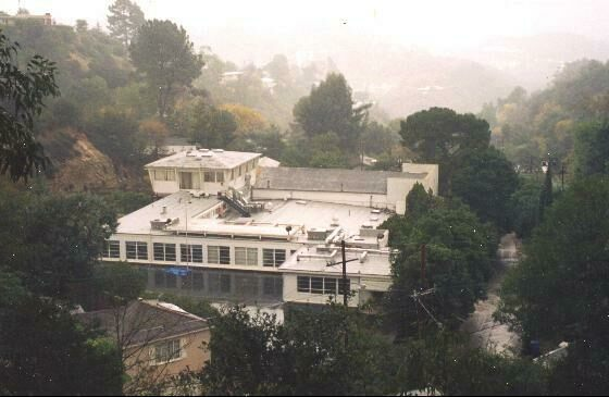 Lookout Mountain Airforce Station – Los Angeles, California