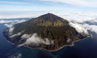 Tristan Da Cunha Tristan Da Cunha UK Atlas Obscura - Tristan da cunha map