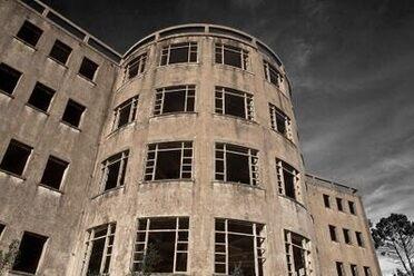 Abandoned Insane Asylums - Atlas Obscura