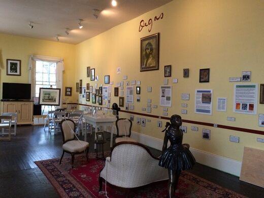 Edgar Degas House – New Orleans, Louisiana - Atlas Obscura