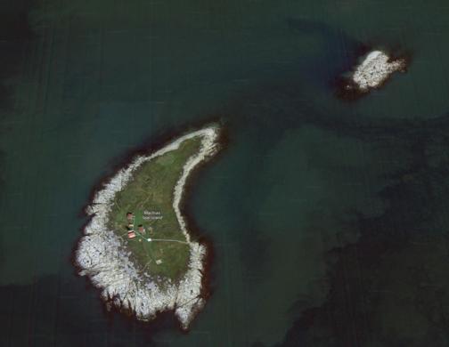 Machias seal island united states canada atlas obscura for Public fishing areas near me
