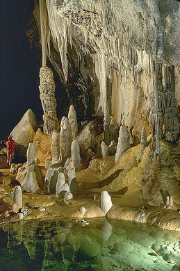 Lechuguilla Cave Carlsbad New Mexico Atlas Obscura
