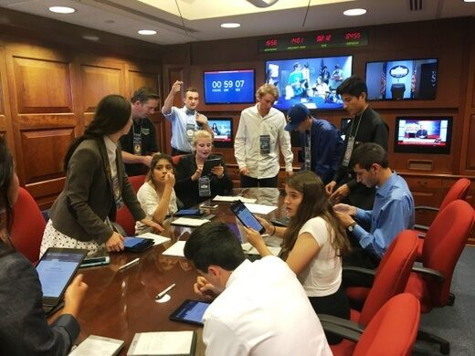 Ronald Reagan\'s Situation Room – Simi Valley, California - Atlas Obscura