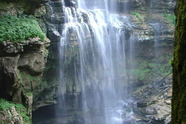 Fall Creek Falls State Park – Pikeville, Tennessee - Atlas