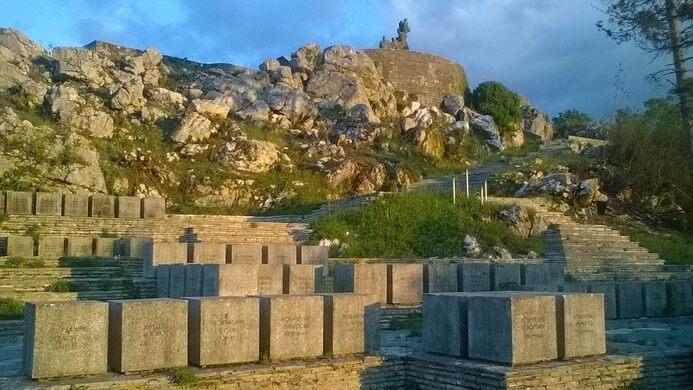 Grahovo Memorial Park