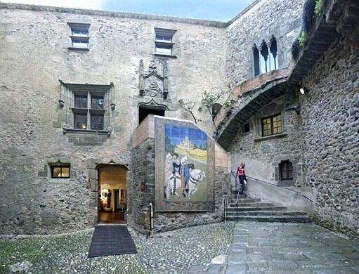The Gala Dalí Castle – La Pera, Spain - Atlas Obscura