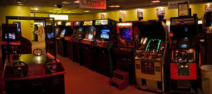 American Classic Arcade Museum – Laconia, New Hampshire