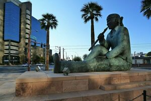 Navajo Code Talkers Tribute