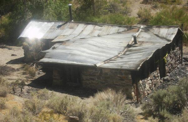 Barker Ranch – Panamint, California - Atlas Obscura