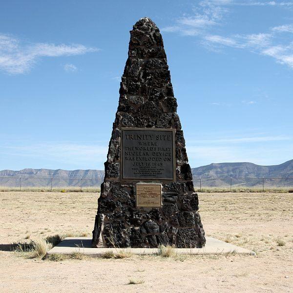 Trinity Atomic Bomb Site – Socorro, New Mexico - Atlas Obscura