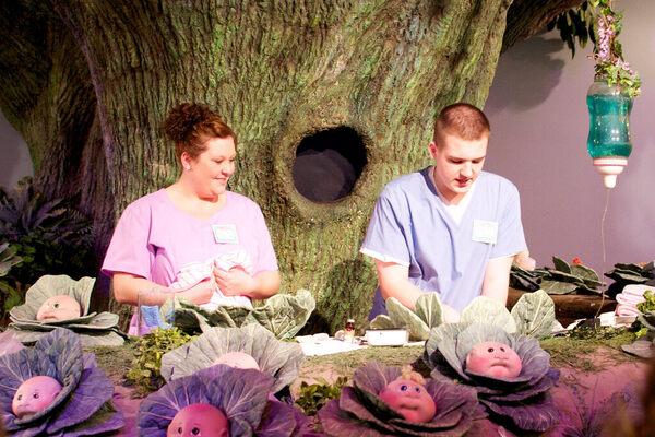 Babyland General Hospital Cabbage Patch Kids Cleveland