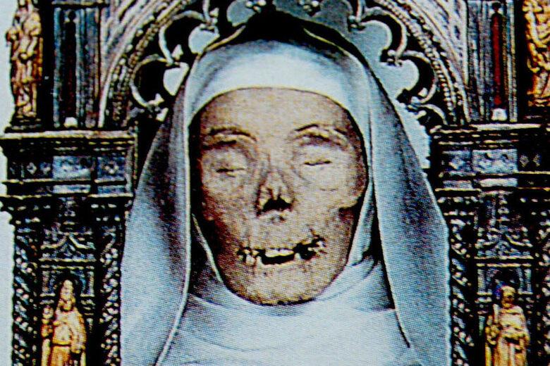 St  Catherine of Siena's Severed Head – Siena, Italy - Atlas