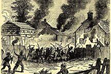 King Philip's War - Capture of Brookfield, Massachusetts