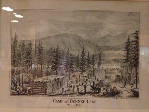 Donner Party Artifacts Truckee California Atlas Obscura