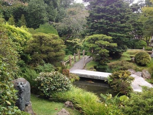 Japanese Tea Garden San Francisco California Atlas Obscura
