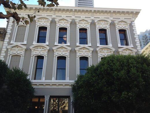 Hotaling Whiskey Warehouse – San Francisco, California