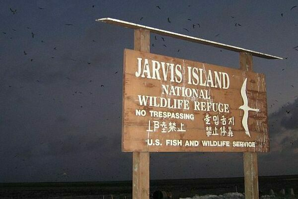Jarvis Island, the Cycling Hotspot That Wasn't - Atlas Obscura