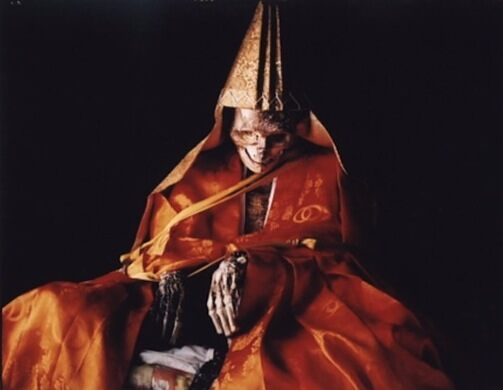 Image result for Sokushinbutsu of Dainichi Temple