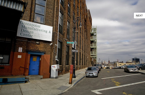 Greenpoint Manufacturing And Design Center Brooklyn New York
