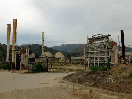 Ventura Oil Refinery – Ventura, California - Atlas Obscura