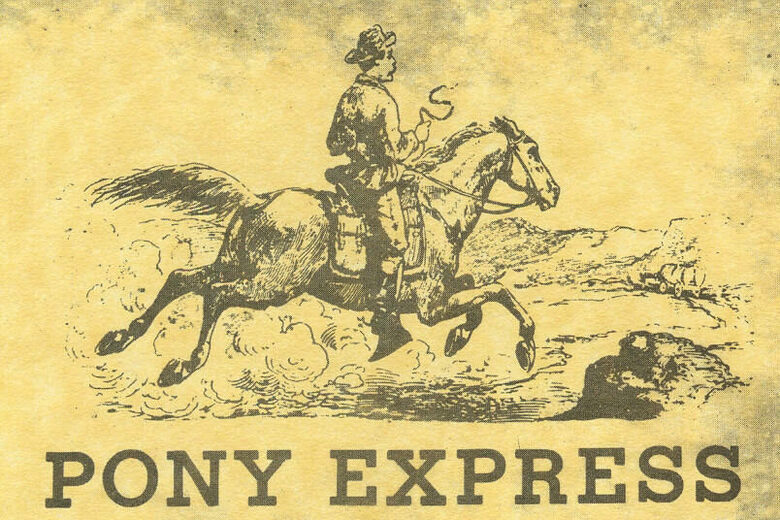 the pony express national historic trail and museum st joseph missouri atlas obscura