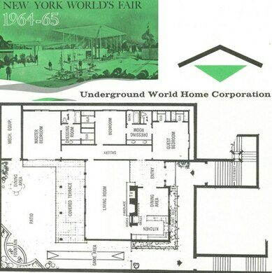 The Underground Home Queens New York Atlas Obscura